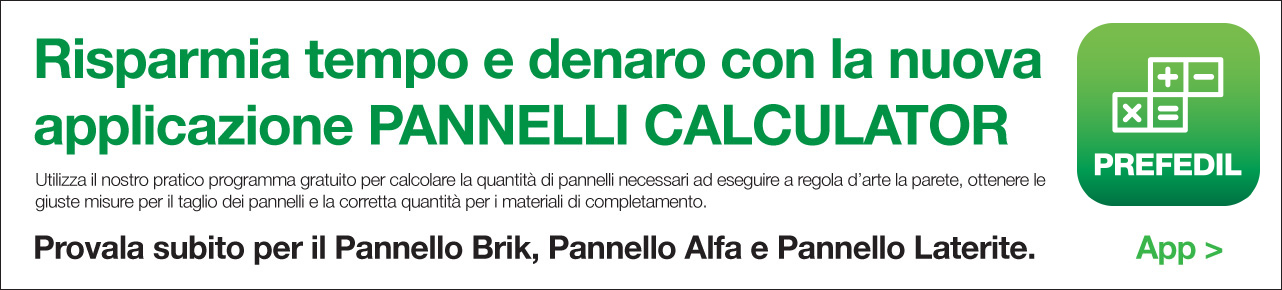 Benner home pannello Calculator